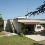 Villa Moni front